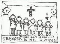 Geboren in Leiden