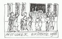Afstudeer expositie