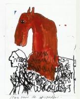 Rode paard of vriendschap