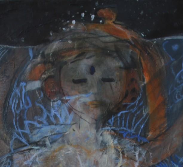 Details 'Nachtblauw'